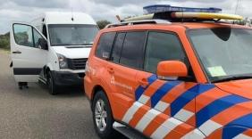 Lugubere vondst op Banjaardstrand Kamperland: kaakdeel van mens gevonden