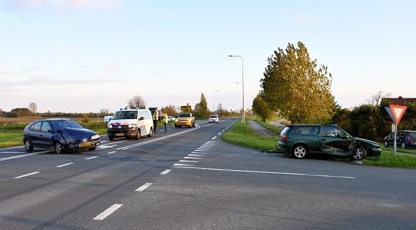Twee gewonden bij botsing Scherpenisse - HVZeeland.nl