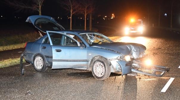 Bestuurder ongeval Wilhelminadorp reed onder invloed.