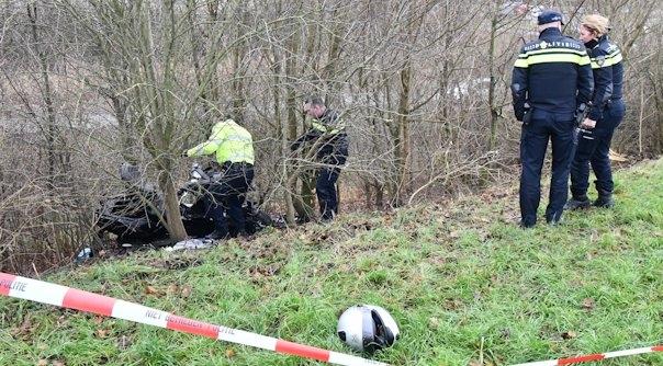 Slachtoffer ongeluk A58 Kapelle overleden.