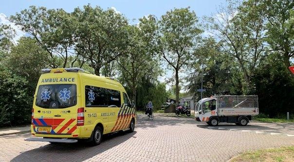 Letsel bij verkeersongeval Middelburg.