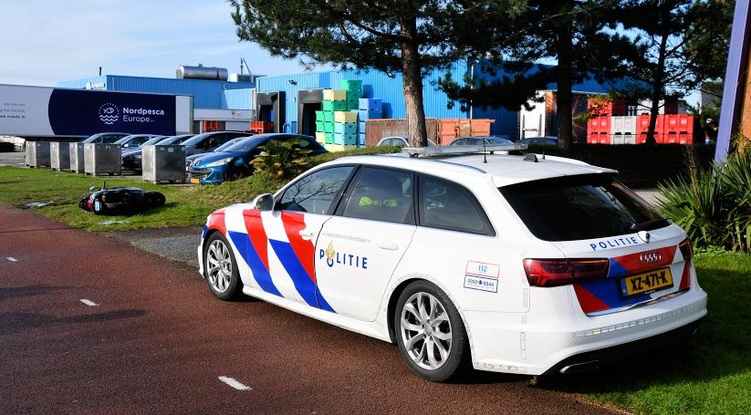 Zwaargewonde bij ongeluk in Middelburg.