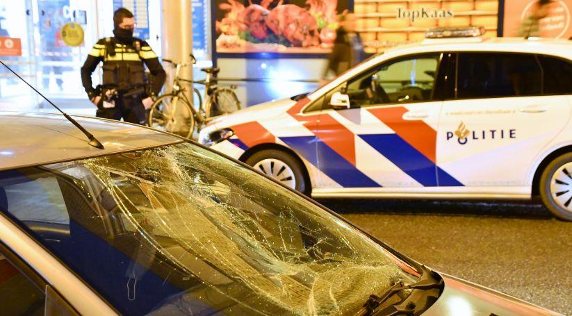 Fietser aangereden in centrum Vlissingen.