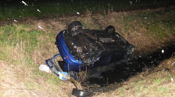 Bestuurder ongeluk Wissenkerke reed onder invloed.