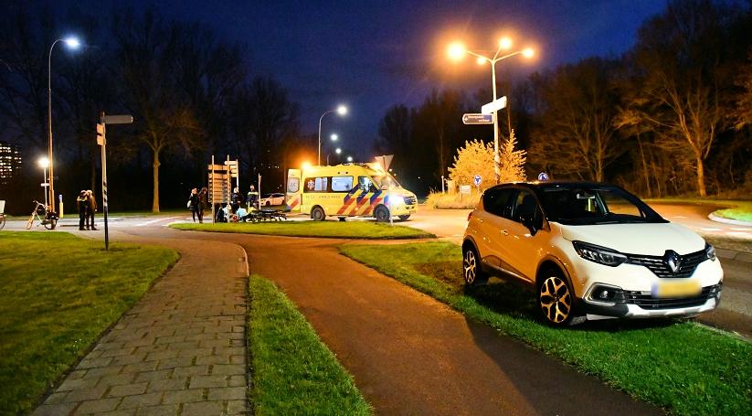 Fietser aangereden Sloeweg Vlissingen.