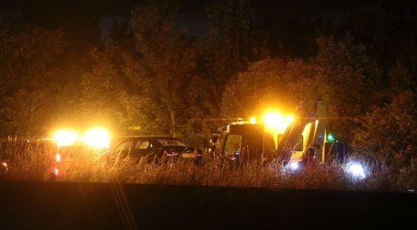 Ongeluk A58 s-Heer Arendskerke.