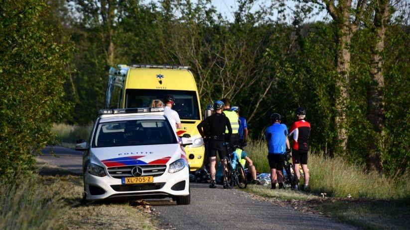Letsel bij ongevallen op Noord-Beveland.