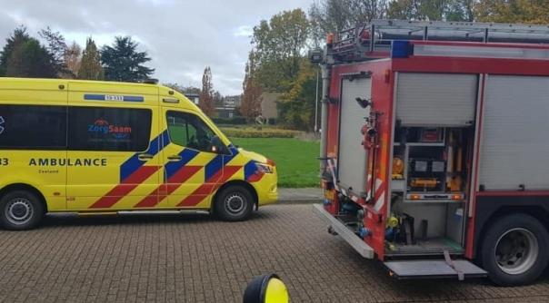 Prullenbak in brand verzorgingstehuis Terneuzen - HVZeeland.nl