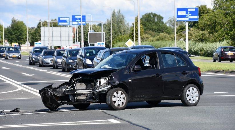 Bestuurder ongeval Goes mogelijk onder invloed.