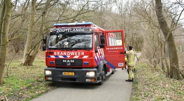 Hulpdiensten uitgerukt voor ongeluk met letsel.