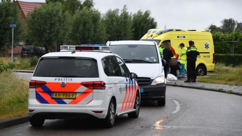 Meisje gewond bij ongeluk Arnemuiden.