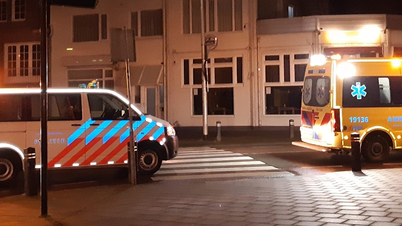 Voetganger aangereden in Hulst.