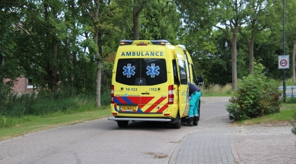 Gewonde bij ongeluk Oudelande.