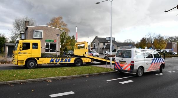 Schade bij aanrijding op kruising Terneuzen - HVZeeland.nl