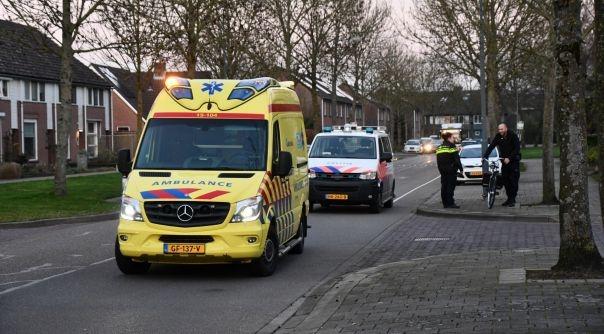 Fietsers gewond bij botsing in Heinkenszand.