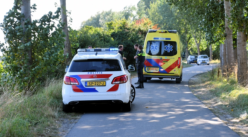Gewonde bij ongeluk in Borssele.
