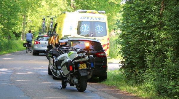 Gewonde bij verkeersongeval Domburg.
