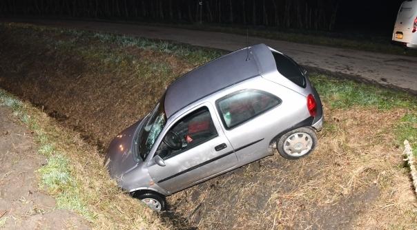 Gewonde bij ongeval in Stavenisse.