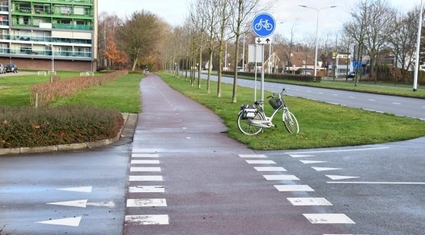 Fietser gewond bij ongeval in Terneuzen.