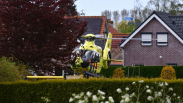 Traumahelikopter ingezet in Driewegen (ZV)