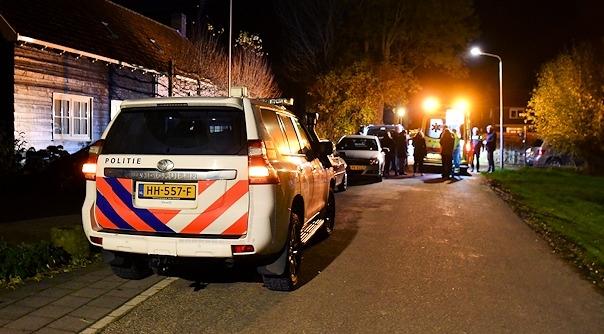 Voetganger aangereden in Gapinge.