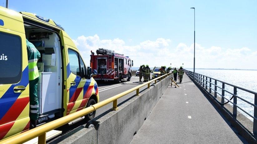 Politie bedankt tipgevers dodelijk ongeluk Zeelandbrug.