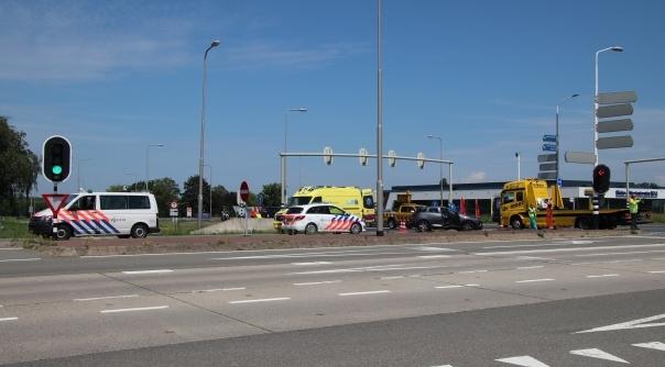 Twee gewonden bij ongeval Goes.