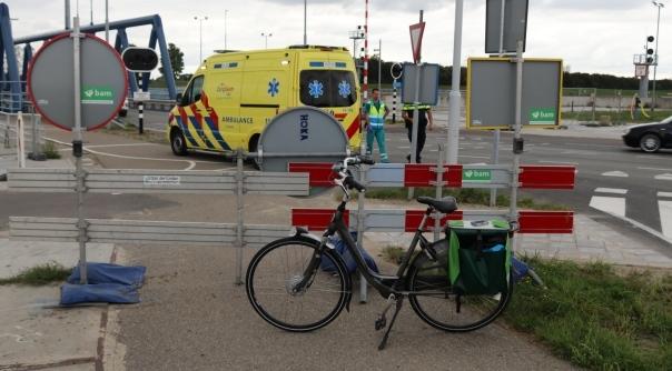 Gewonden bij ongelukken in Terneuzen.