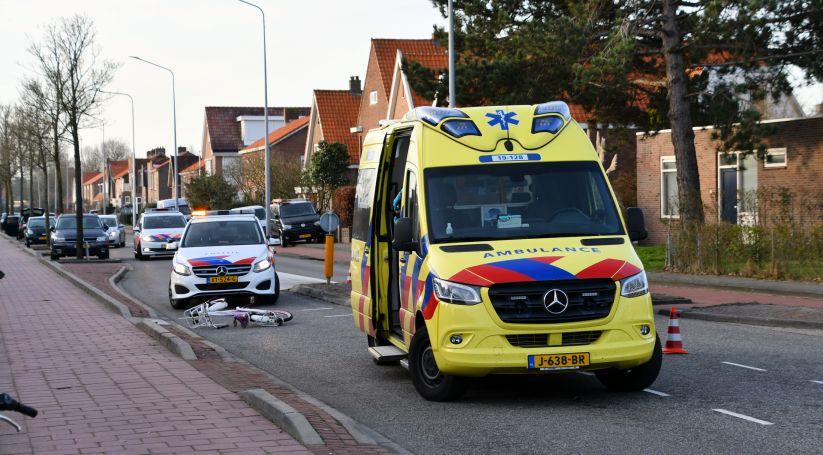 Kind aangereden op Gerbrandystraat Vlissingen.
