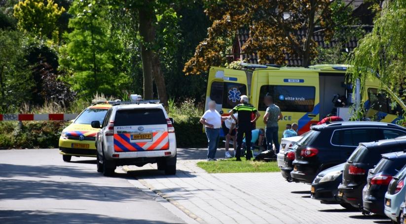 Eén persoon naar ziekenhuis na botsing Middelburg.