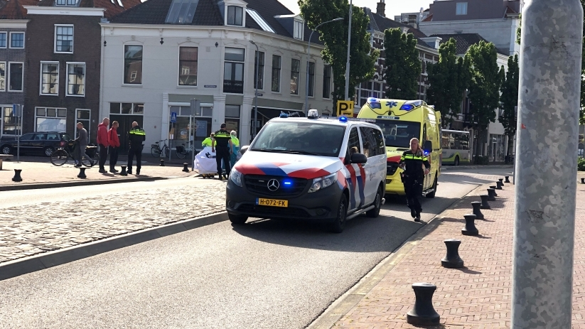 Gewonde na botsing met aanhanger Middelburg.