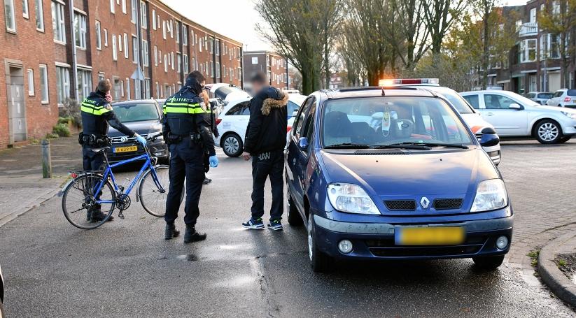 Fietser gewond na botsing in Vlissingen.