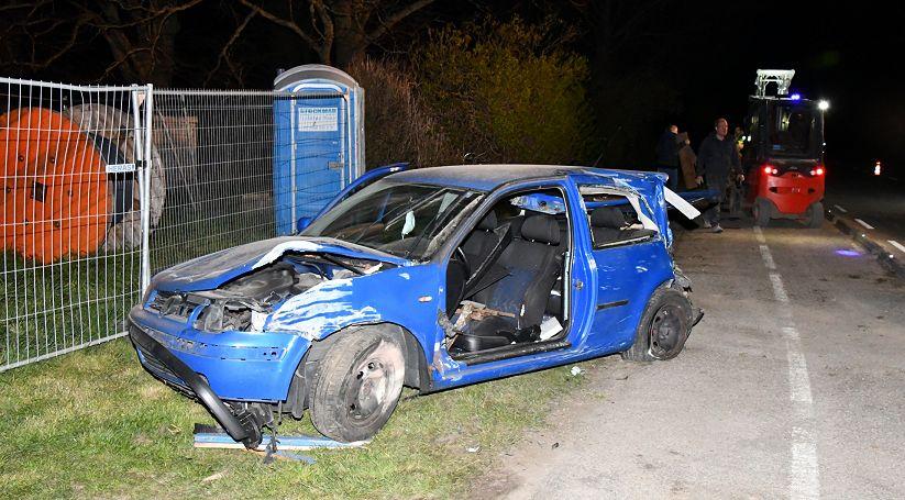Ernstig ongeluk Sasputsestraat Schoondijke.