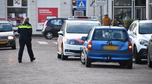 Gewonde bij ongeluk Loskade Middelburg.