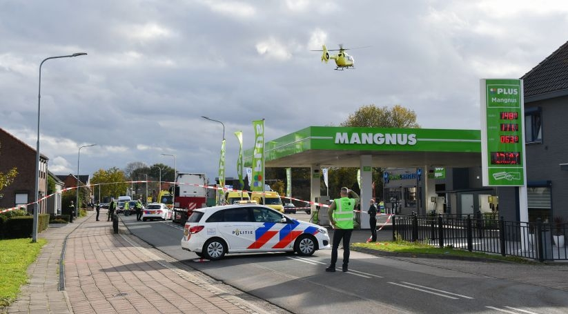 Fietser omgekomen bij botsing vrachtauto Kapellebrug.