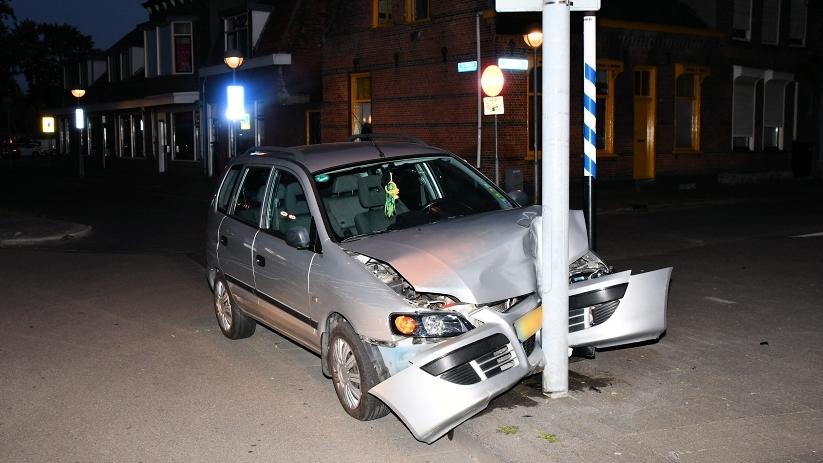 Bestuurder ongeluk Terneuzen was onder invloed.