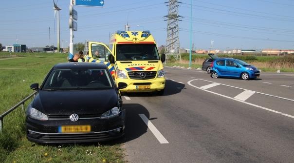 Twee gewonden bij ongeval Borssele.