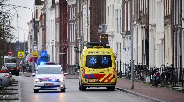 Scooterrijder aangereden in Middelburg.