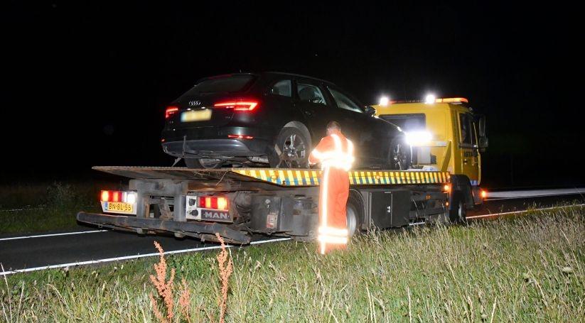 Mogelijk alcohol in spel bij ongeval Haamstede.