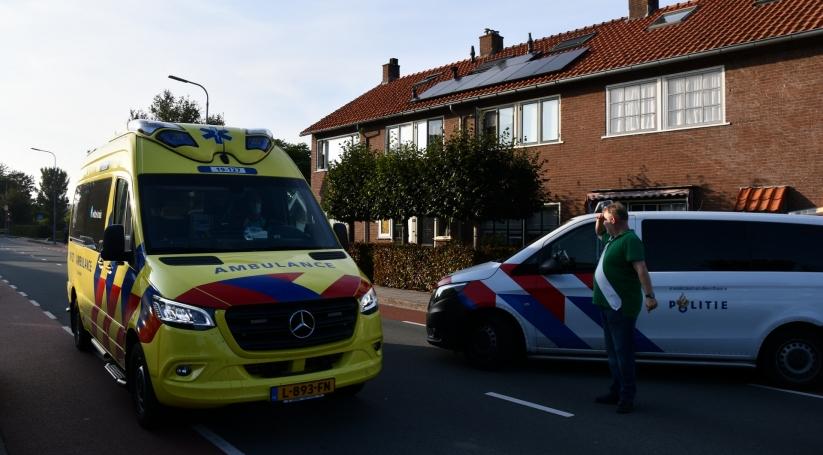 Gewonde bij botsing Middelburg.
