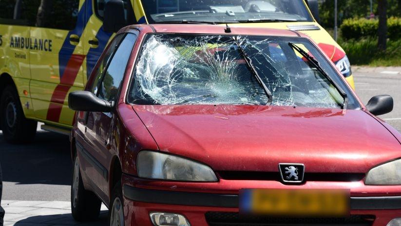 Betrokkene ongeval gebruikte vermoedelijk drugs.