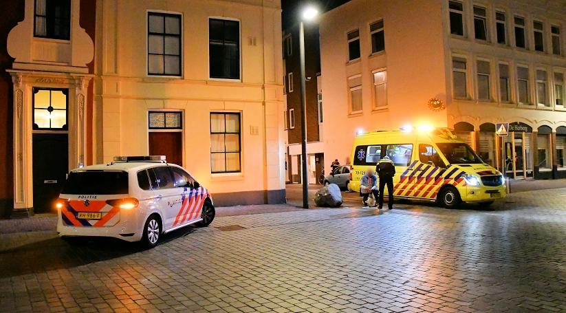 Vrouw aangereden op zebrapad Vlissingen.