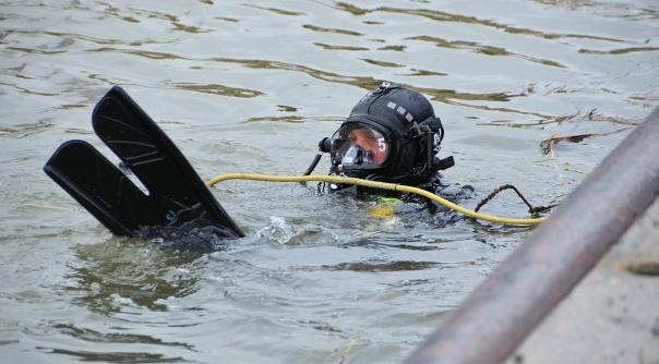 Ernstig duikongeval bij Brouwershaven.