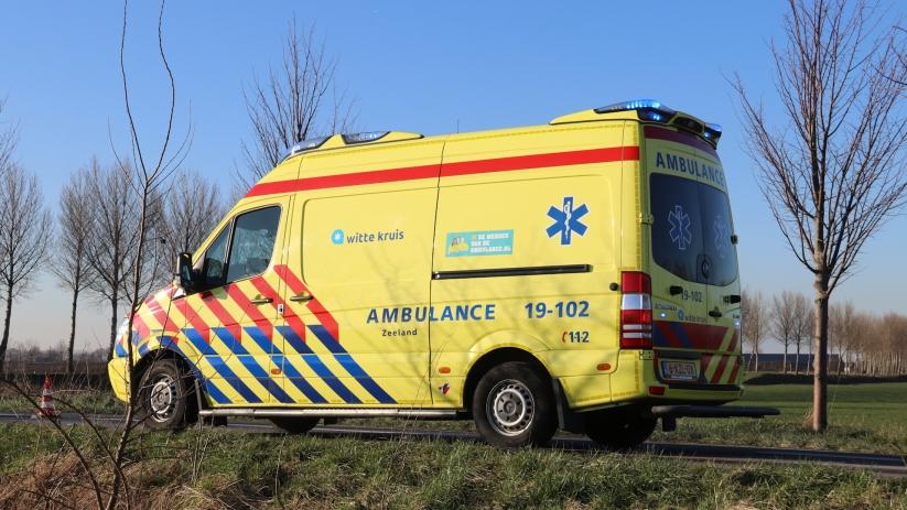 Twee ongevallen Ovezande binnen een uur.