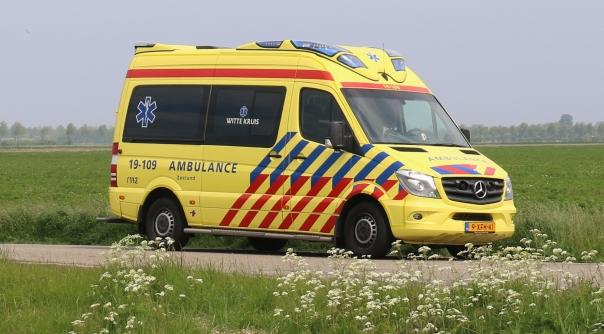 Fietser gewond bij aanrijding Zierikzee.