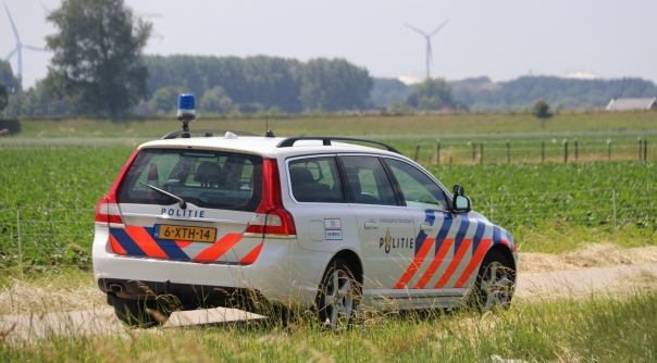 Forse snelheidsovertredingen in Hulst