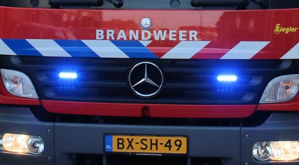 Verkeersongeval Sloeweg N62 's-Heerenhoek.