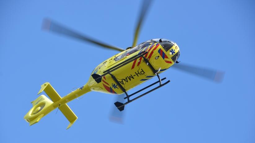 Motorrijder omgekomen bij ongeluk Sint-Annaland.
