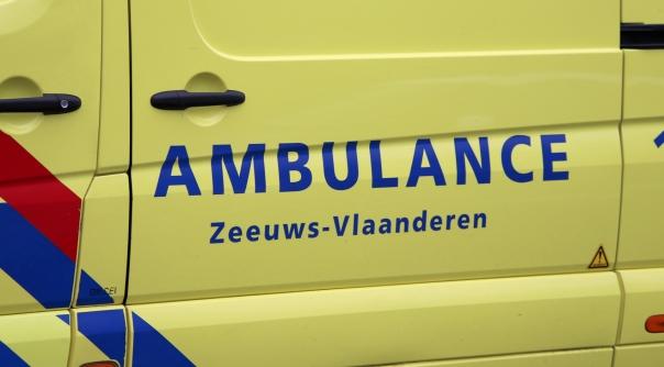 Gewonde bij ongeluk met quad Kloosterzande.