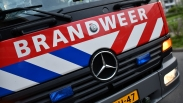 Brandje in zorginstelling Gapinge